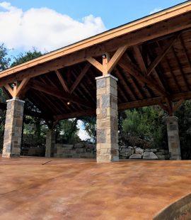 Austin_Landscaping_Wooden_Structures_Gazebo_5